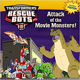 Attack of the Movie Monsters!