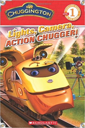 Chuggington: Lights, Camera, Action Chugger!