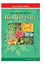 An Int To Biodiversity