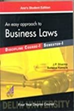 AN EASY APPROACH TO BUSINESS LAWS