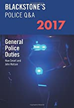 Blackstone's Police Q&A: General Police Duties 2017 (Paperback)