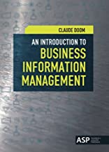 AN INT TO BUSINESS INFORMATION MANAGEMENT