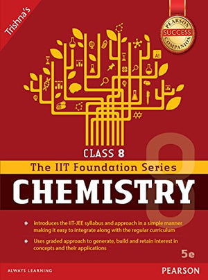THE IIT FOUNDATION SERIES CHEMISTRY