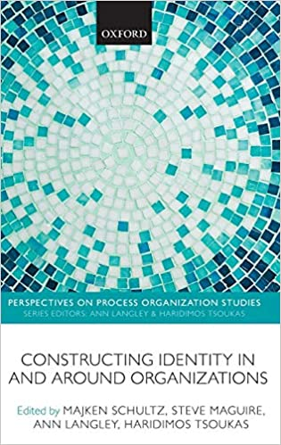 CONSTRUCTING IDENTITY IN & AROUND ORGANIZATIONS