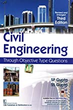 CIVIL ENGINEERING THROUGH OBJECTIVE TYPE QUESTIONS