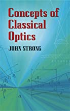 Concepts Of Classical Optics