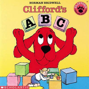 Clifford's Abc   Spanish Edition