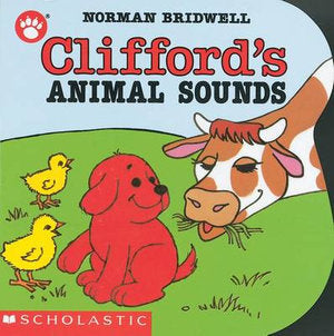 Clifford's Animal Sounds  Spanish Edition