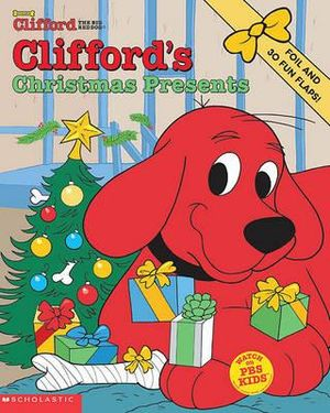 Clifford's Christmas Presents Spanish Edition