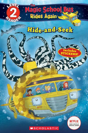 The Magic School Bus Rides Again:Hide and Seek