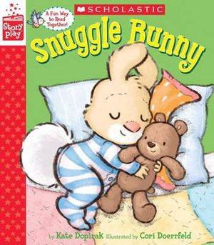 A StoryPlay Book: Snuggle Bunny