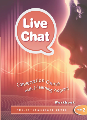 Live Chat Intermediate Level Part 2 - Workbook