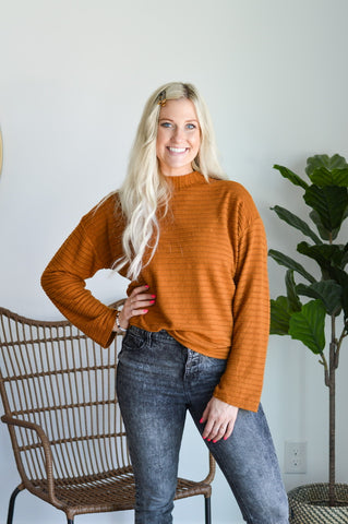 Sadie Long Sleeve Top