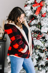 Chrisy Buffalo Plaid Jacket