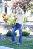 Darci Denim Pant