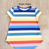 Ray of Sunshine Multi Stripe Tee