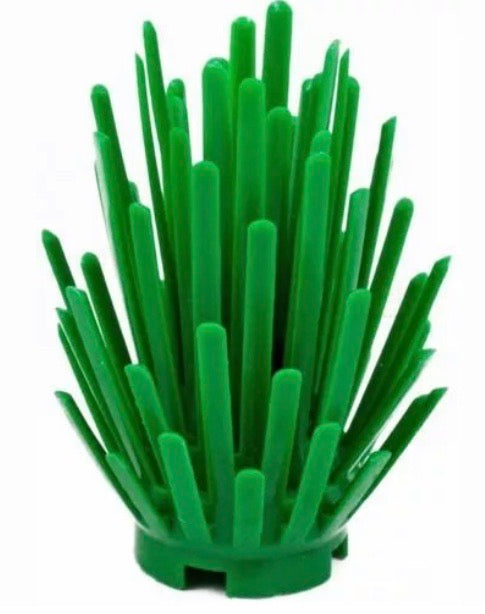 X10 GREEN Prickly Bush Plants-General Jim's Toys & Bricks