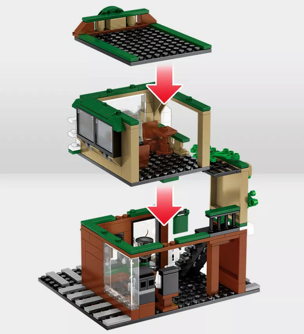 283 Piece City Street Creator Coffee Shop