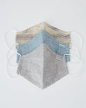 Image of product: Masques de protection (pack de 3)