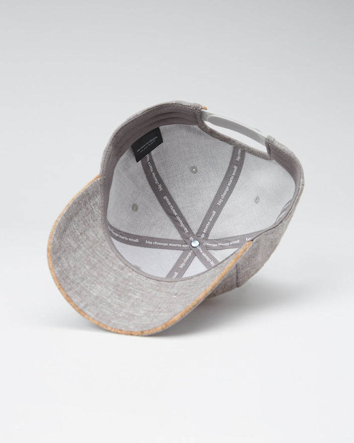 Image of product: Casquette en chanvre Elevation à symbole en liège