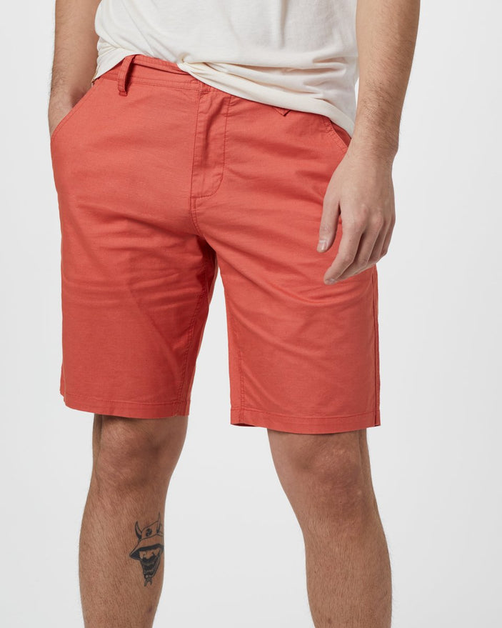 Image of product: Short Preston en chanvre homme
