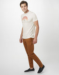 Image of product: T-shirt Vintage Sunset pour hommes