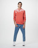 Image of product: Pull ras-de-cou Palm homme