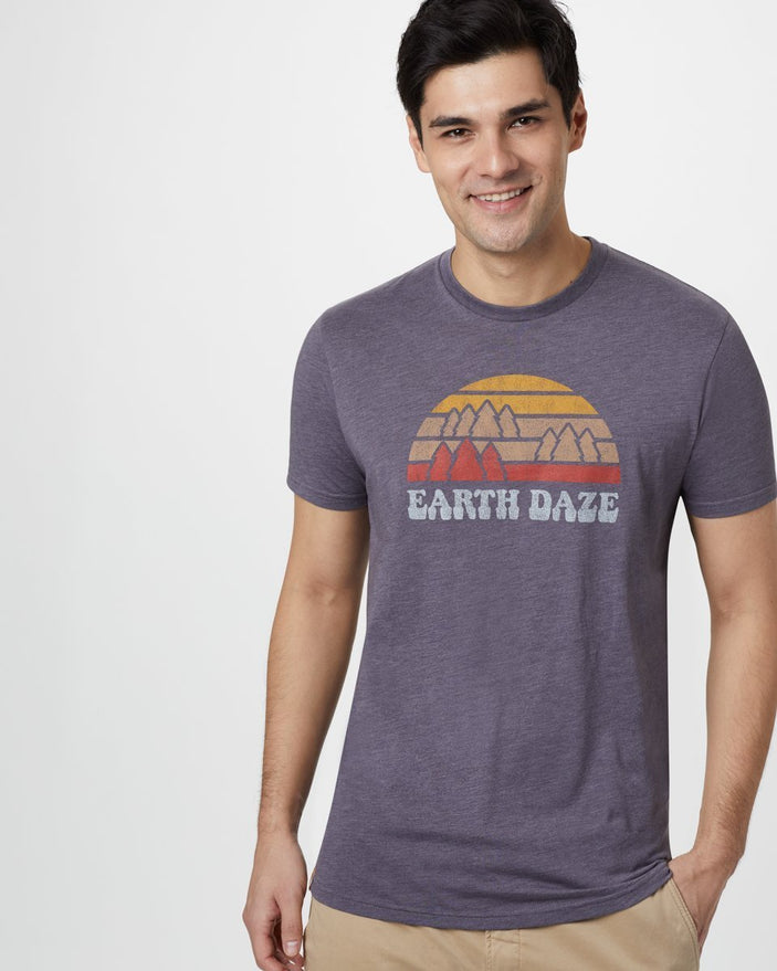 Image of product: T-shirt classique Earth Daze homme