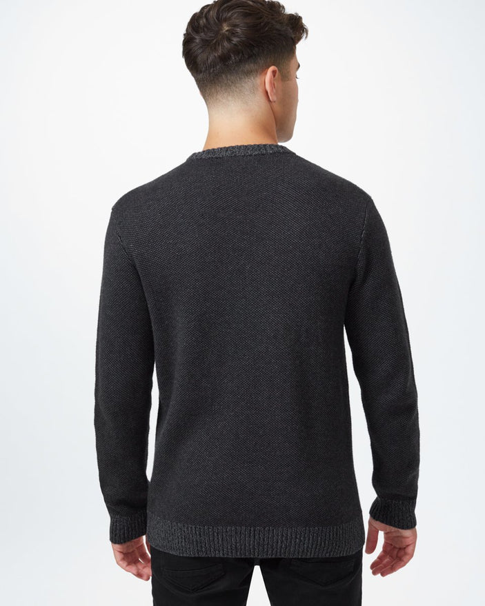 Image of product: Pull en coton Highline Juniper pour hommes