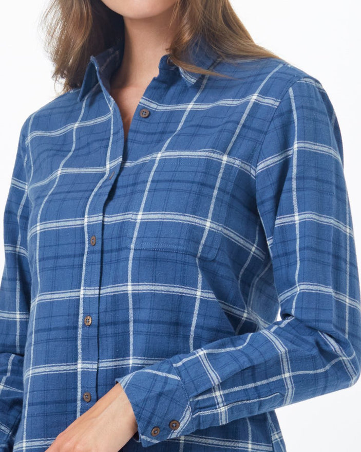 SPRUCE BLUE HIKE PLAID_gallery