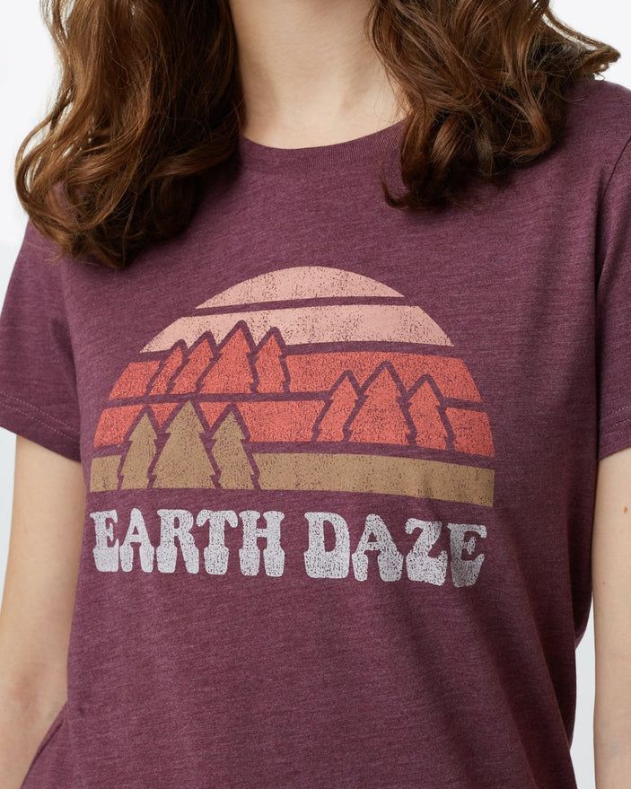 Image of product: T-shirt classique Earth Daze femme