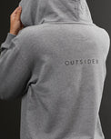 Image of product: Sweat à capuche boyfriend Outsider pour femmes
