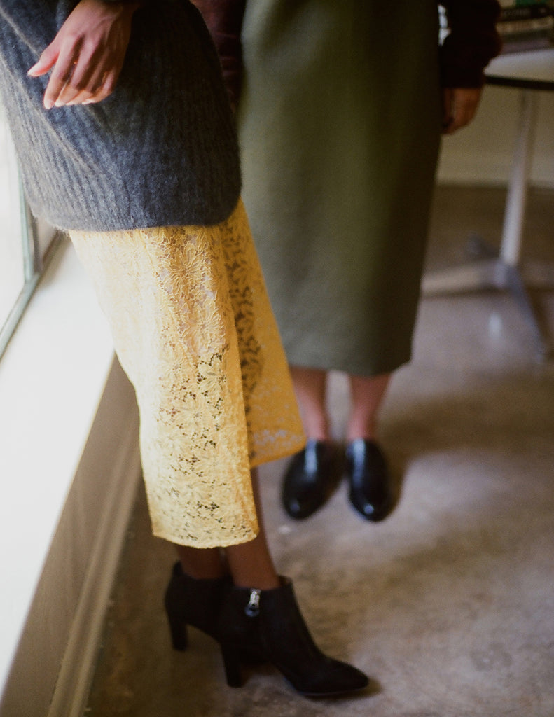 Kick Pleat  — Fall/Winter Lookbook 4