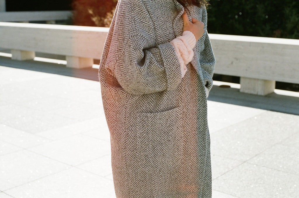 Kate LeSueur — Kick Pleat Winter 2015 Lookbook V