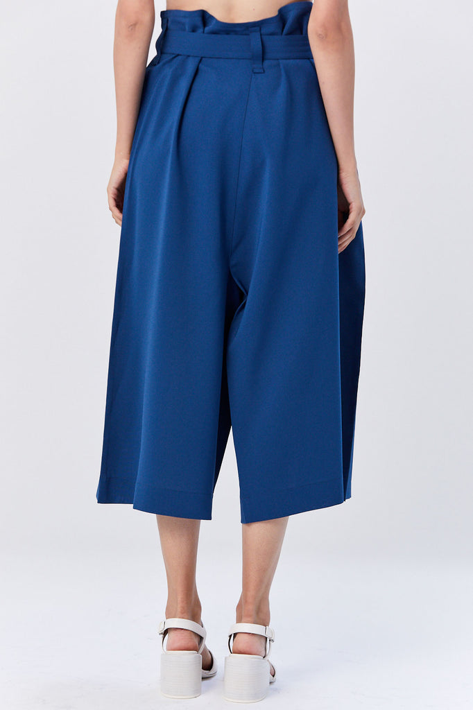 132 5. by Issey Miyake - Flat Bottoms, Blue