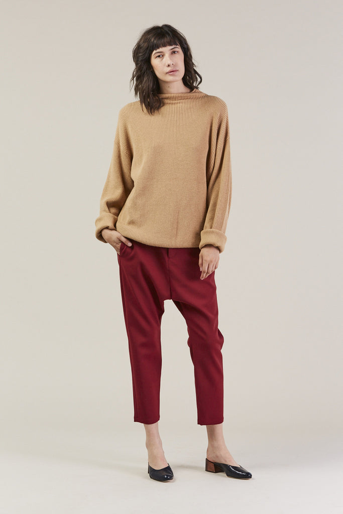 Was Trousers, Red by Hope @ Kick Pleat - 1