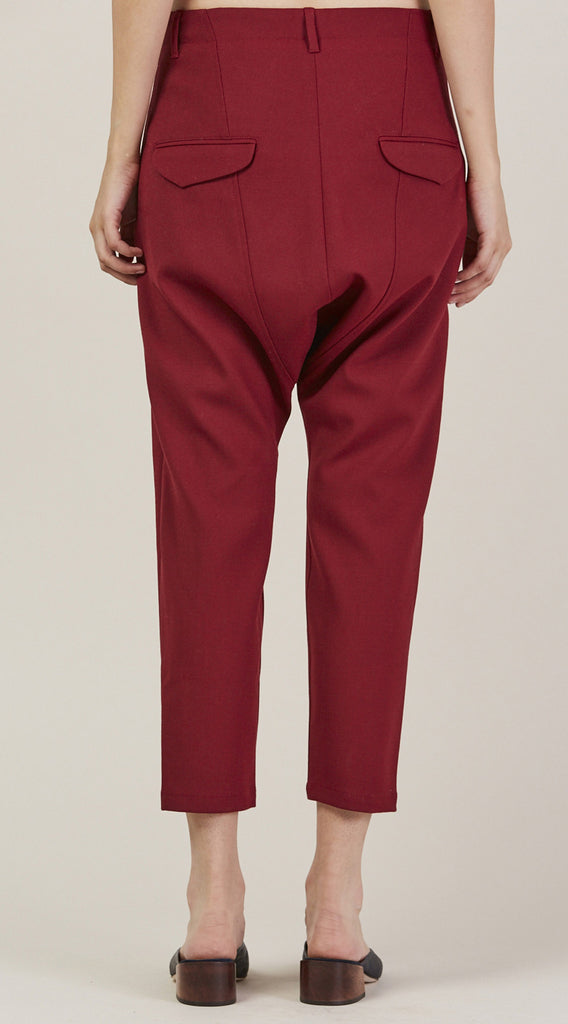 Was Trousers, Red by Hope @ Kick Pleat - 6