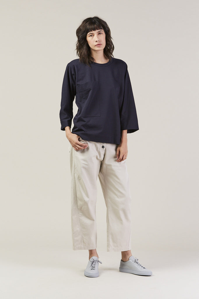 Elkin pant, Stone by Rachel Comey @ Kick Pleat - 2