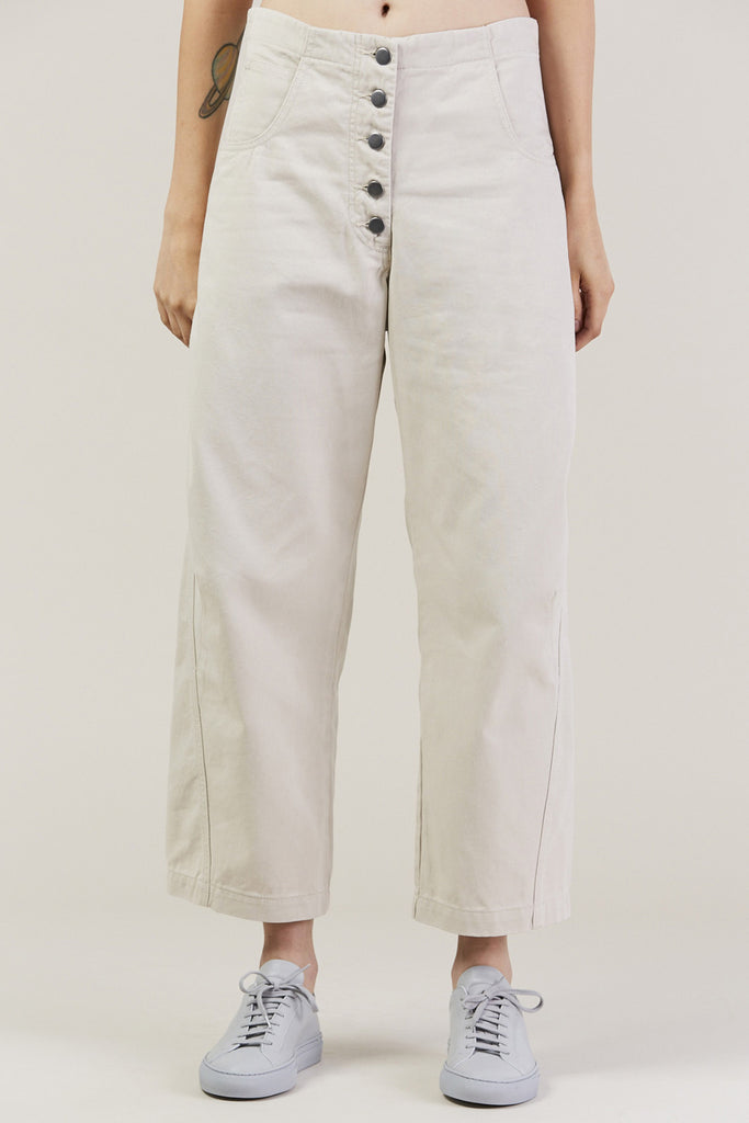 Elkin pant, Stone by Rachel Comey @ Kick Pleat - 1