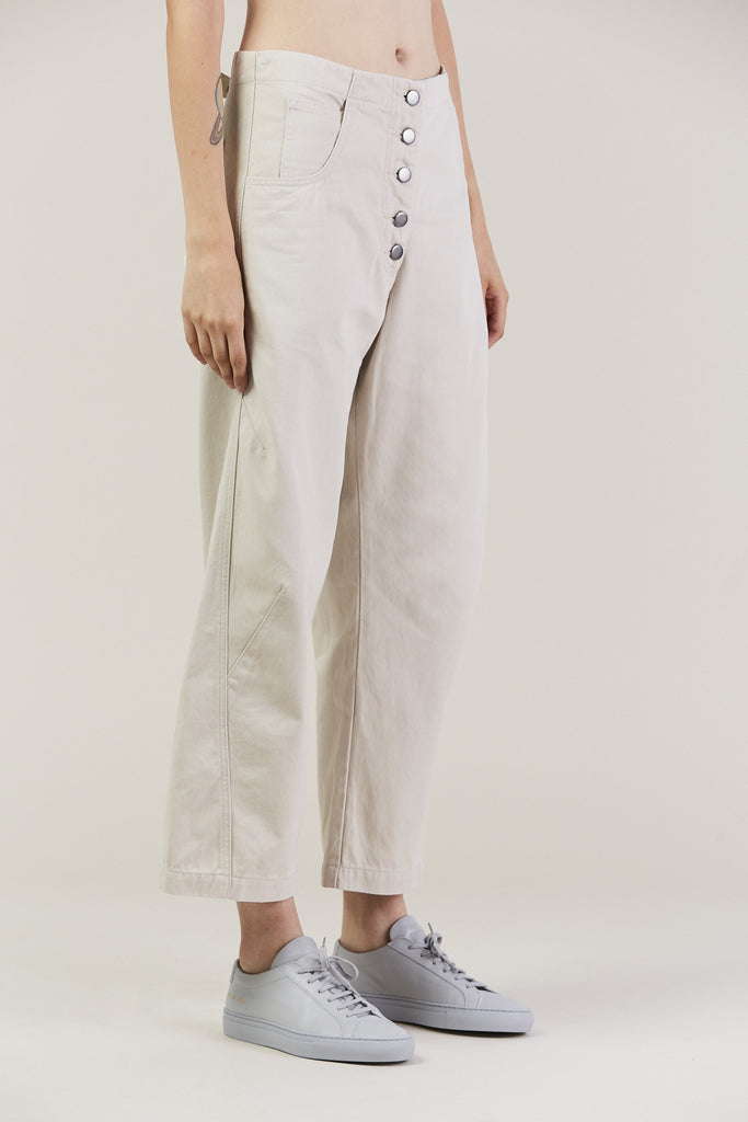 Elkin pant, Stone by Rachel Comey @ Kick Pleat - 3