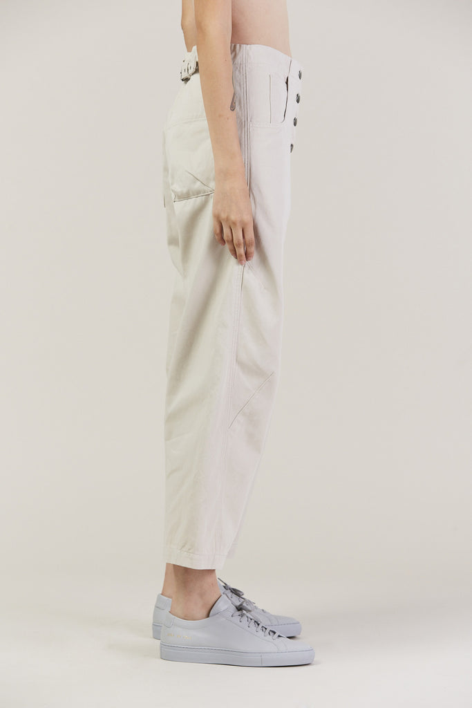 Elkin pant, Stone by Rachel Comey @ Kick Pleat - 4