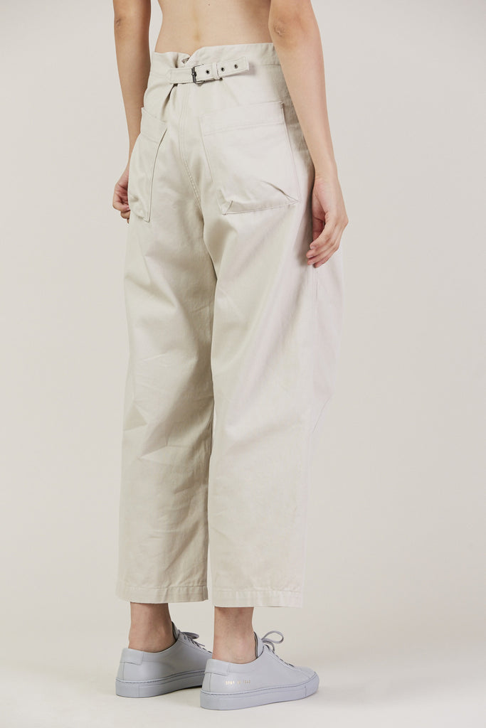 Elkin pant, Stone by Rachel Comey @ Kick Pleat - 5