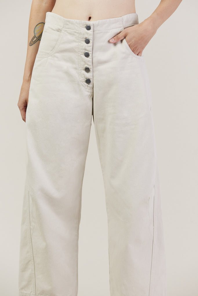 Elkin pant, Stone by Rachel Comey @ Kick Pleat - 7