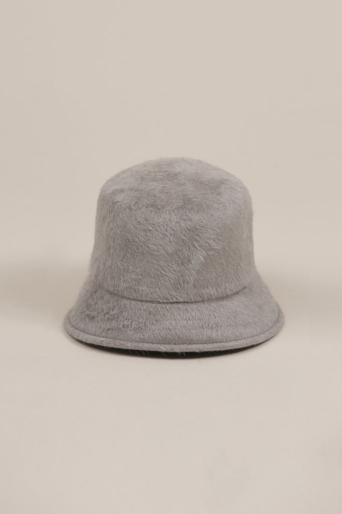 Batta Beaver Hat, Grey