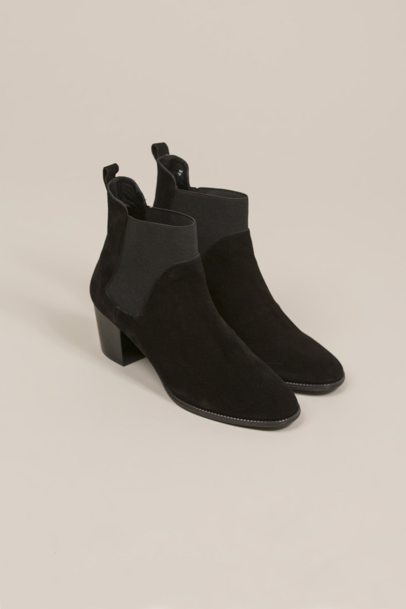 Marty Chelsea Boot, Black by Robert Clergerie @ Kick Pleat - 1