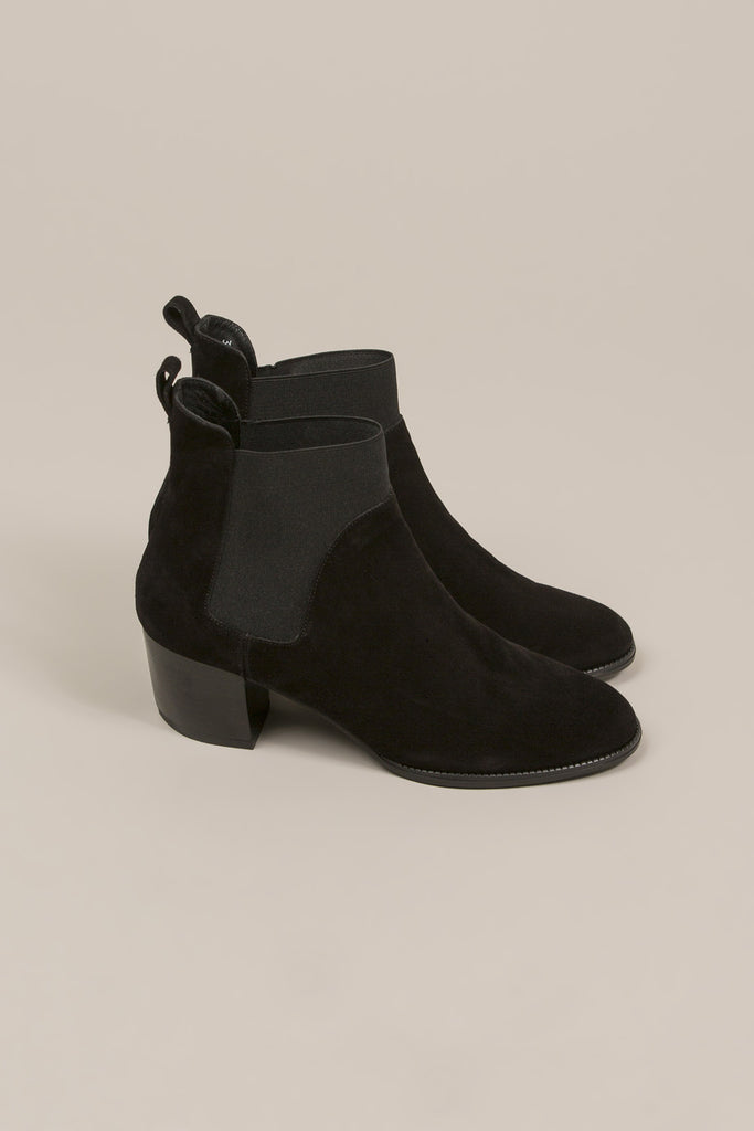 Marty Chelsea Boot, Black by Robert Clergerie @ Kick Pleat - 2