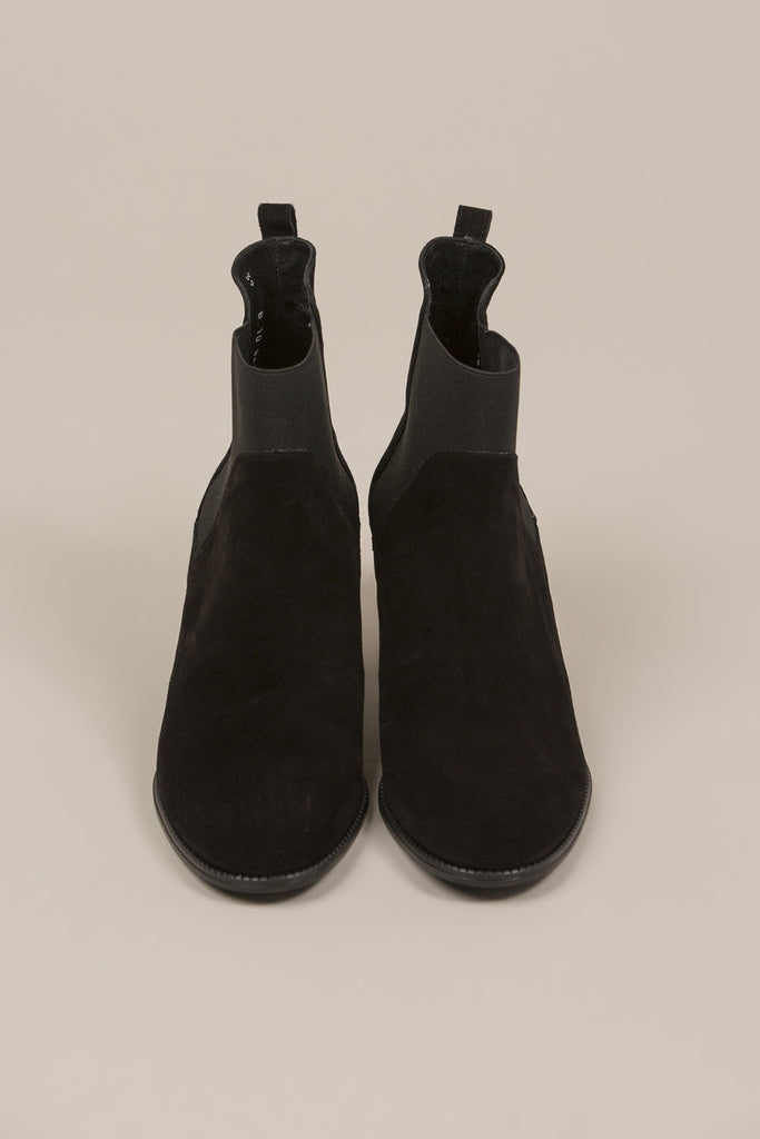 Marty Chelsea Boot, Black by Robert Clergerie @ Kick Pleat - 5