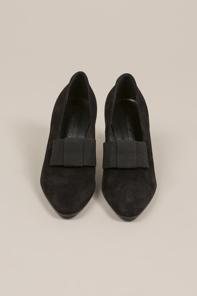 Bow heel, Black by Creatures of Comfort @ Kick Pleat - 3