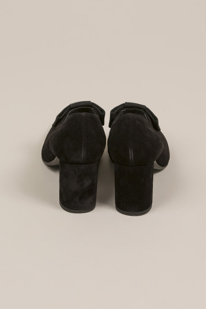 Bow heel, Black by Creatures of Comfort @ Kick Pleat - 5