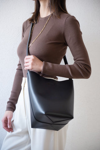 mini sac, black